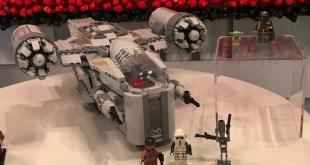 Toy Fair 2020 Highlight: Star Wars at the Lego Booth | | DisKingdom.com | Disney | Marvel | Star Wars
