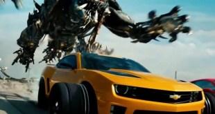 Transformers Movie - Dark of the Moon - Car Chase Scene - epicheroes Techno Edit