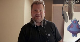 Trolls World Tour 2 2020 - Celebrity News Interview w / James Corden via Universal Pictures   -