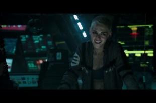 Underwater Movie Bluray / DVD - Bonus Clip We Walk - w/ Kristen Stewart -  20th Century Fox