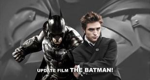 Update Film The Batman! - ACU