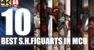 10 Best S.H.Figuarts in Marvel Cinematic Universe #SHF #MCU #toysreview #review