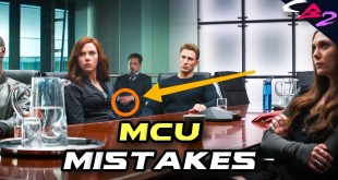 10 Mistakes in Marvel Cinematic Universe's Movies Part 2 | Captain B2