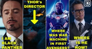 13 Unknown Secret Facts Of MCU (Marvel Cinematic Universe) In Hindi | BlueIceBear