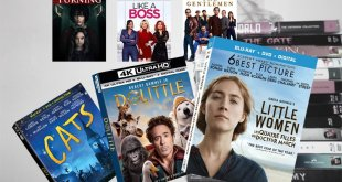 April 7 Blu-ray, Digital and DVD Releases
