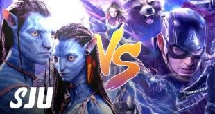 Avengers: Endgame vs Avatar Battle is Back On | SJU