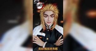 COS [ Tiktok ] kimetsu no yaiba cosplay ❤ [ 鬼灭之刃 ] PO# 7