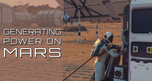 Generating power on Mars news - Occupy Mars: The Game