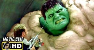 HULK (2003) Hulk Escapes Military Base [HD] Marvel