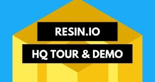 Hackster Café: Resin.io Office Tour!