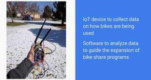 Hackster.io Co-Making The Future Bike Share Program 3 Minute Summary Video