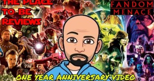 Happy One Year Anniversary to the channel! #Marvel #StarWars #Seinfeld #MCU #DCEU #TheFandomMenace