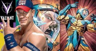 Is John Cena Teasing a New Superhero Role as X-O Manowar from Valiant Comics?