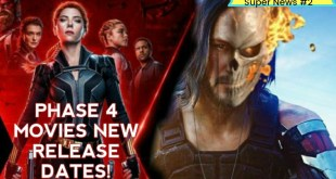 Marvel Phase 4 Movies New Release Dates, Keanu Reeves In MCU,Doctor Strange 2