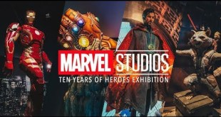 """Marvel Studios: 10 Years of Heroes Exhibition """"Pavilion KL"""""""
