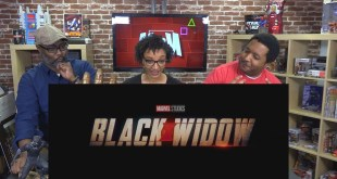NERDS REACT BLACK WIDOW FINAL TRAILER