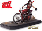 NEW SEALED DC Comics Collectibles Gotham City Garage Harley Quinn Statue RARE
