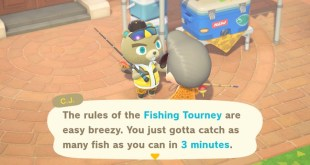 New Horizons – Spring Fishing Tourney tips & tricks – TheSixthAxis