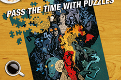 Pass the Time with Puzzles :: Blog :: Dark Horse Comics