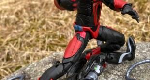 REVIEW: Marvel Legends Spider-Man Spider Armor Mark III Figure (Demogoblin Wave)