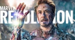 Revolution || Marvel Cinematic Universe || Multi-Collab