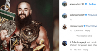Roman Reigns Says Braun Strowman Should Be Humble