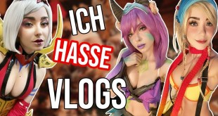 Scheiss Vlog von meinem Cosplay Chaos. Bin fast gestorben oder so.