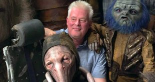 Special FX Legend Neal Scanlan Talks Rise of Skywalker and Crafting Creatures [Exclusive]