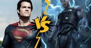 Superman (uedc) vs thor (ucm)