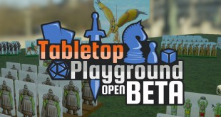 Tabletop Playground Open Beta Now Live! news