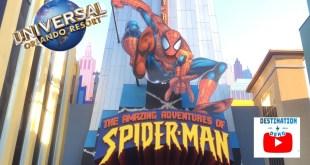 The Amazing Adventures of Spider-Man Full Ride POV | Universal Studios Islands of Adventure