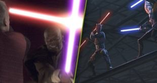 The Clone Wars Fan Syncs Up Ahsoka vs. Maul Fight With Revenge of the Sith