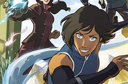 The Legend of Korra: Turf Wars Live Reading :: Blog :: Dark Horse Comics