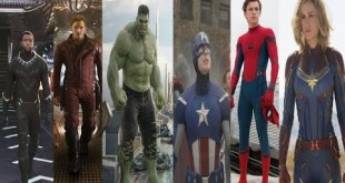 Top 10 Marvel Cinematic Universe Movies (MUST WATCH) by MM ZEE