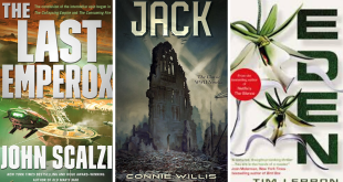 Top New Science Fiction Books of April 2020