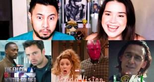 """BIG GAME"" Spot | Marvel | Disney+ | Falcon And The Winter Soldier, Loki & Wandavision | Reaction"