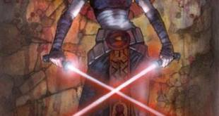 Asajj Ventress THE DARKSIDE  Art credit to Terese Nielson             ...