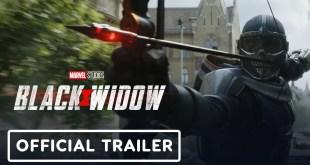 Black Widow - Official Final Trailer (2020) Scarlett Johansson, David Harbour, Florence Pugh