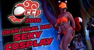 Copa Cosplay Pacífico 2016 - Gran Final del Sexy Cosplay