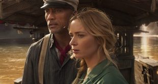 Dwayne Johnson, Emily Blunt to Play Superpowered Duo in Ball and Chain