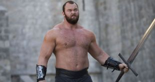 Game of Thrones Star Is Now a Weightlifting Record-Breaker
