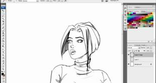 How to Draw hair Marvel style - No reference