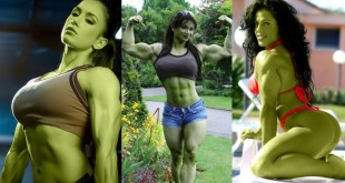 Hulk and She Hulk Cosplay from Marvel Comics | Superhero Cosplay 2016 | Lorekings