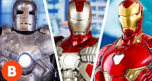 Iron Man's Most Powerful High-Tech Suits, Ranked