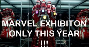 MARVEL EXHIBITION Only THIS YEAR !!!