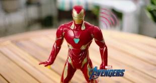Marvel - Avengers Titan Hero Iron Man