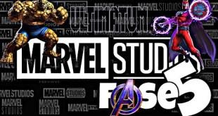 Marvel Cinematic Universe Fase 5 - ULTIMATUM?