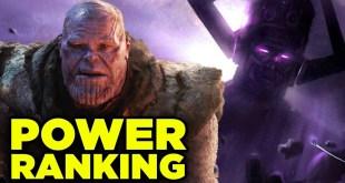 Marvel Next Thanos? MCU Power Ranking! | BQ
