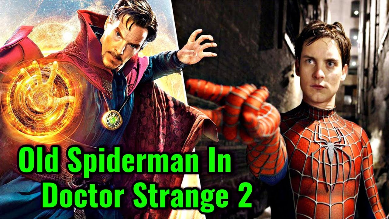 Old Spider-Man In Doctor Strange 2 Explained In HINDI | Doctor Strange in  the Multiverse of Madness - EpicHeroes Movie Trailers Toys TV Video Games  News Art