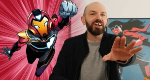 Paul Scheer talks IRONHEART with W. Kamau Bell! | Marvel Comics